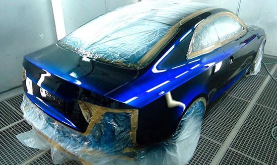 покраска авто киев
