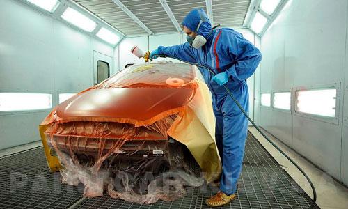 лучшие мастер покраски авто киев